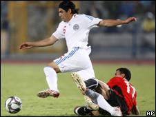 مصر الباراجواي كأس العالم للشباب