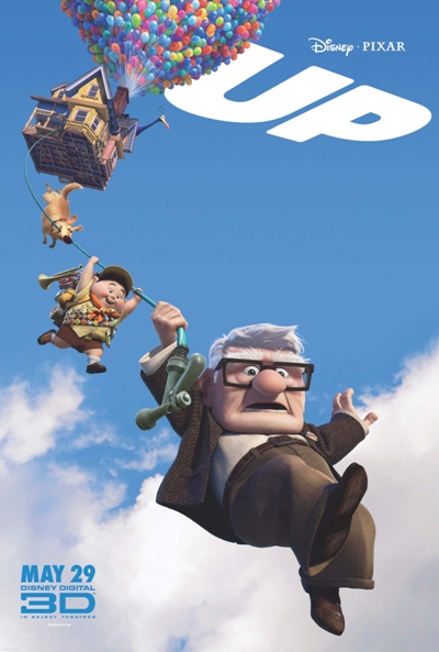 Top 10 Rated Movies in 2009 Up-2009-movie