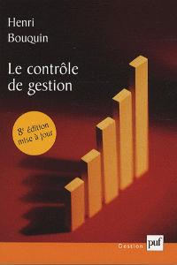 H. Bouquin contrôle de gestion