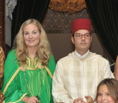 mariage moulay ismail