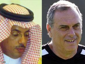 التعيين تم بناء على رغبة المالك السعودي