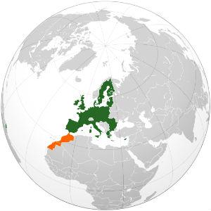 المغرب و المجموعة الاقتصادية الأوربية