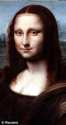 هذه النسب والمقاييس إستعملها ليوناردو في رسم الموناليزا