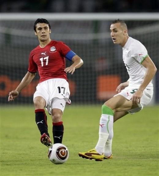مصر تهزم الجزائر