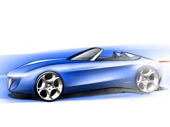 Pininfarina Alfa Romeo concept