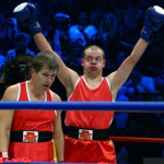 مباراة ملاكمة
