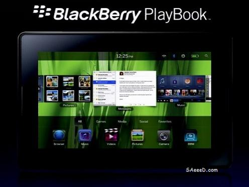 playbook blackberry playbook