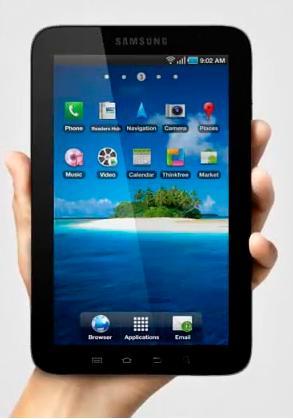 غالاكسي تاب Galaxy Tab