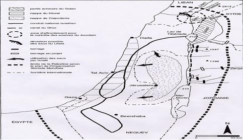 L'eau dans l'ancienne Palestine mandataire