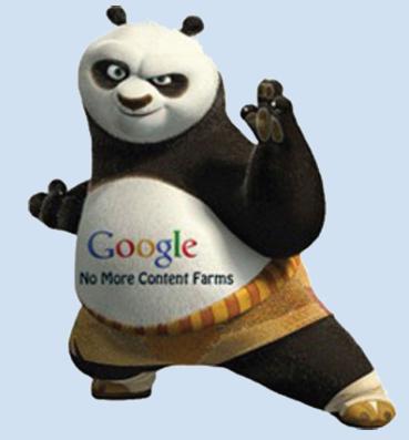 أكبر 30 موقع حقق خسارات كبيرة بسبب جوجل باندا