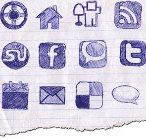 الموقع الإجتماعية