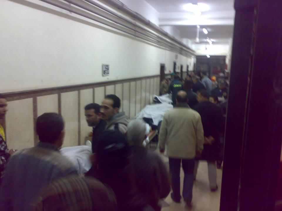 شغب الأهلي والمصري