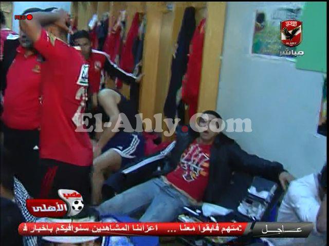 أحداث مجزرة بورسعيد